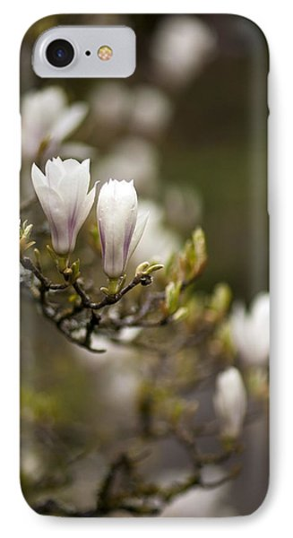Dogwood Gathering Phone Case by Mike Reid