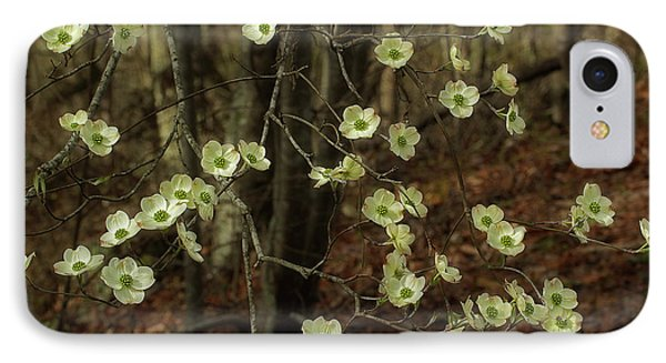 IPhone Case featuring the photograph Dogwoods In The Spring by Mike Eingle