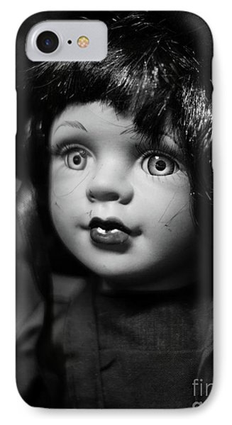 Doll 23 IPhone Case by Robert Yaeger