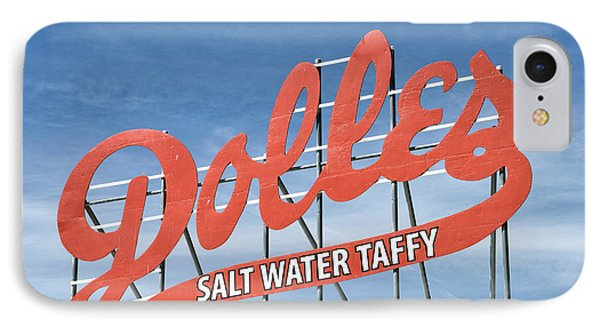 Dolles Salt Water Taffy - Rehoboth Beach  Delaware IPhone Case by Brendan Reals