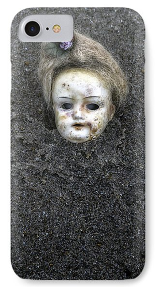 Doll's Head IPhone Case