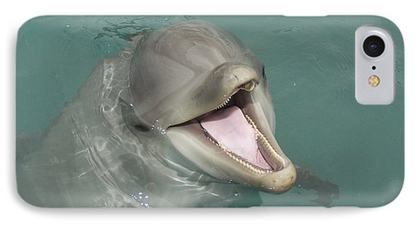 Dolphin IPhone Case by Sean M