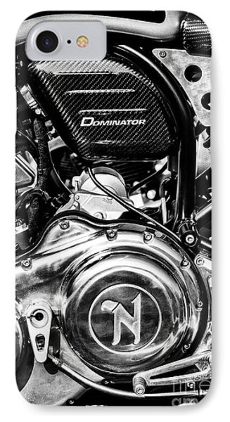 Dominator IPhone Case by Tim Gainey