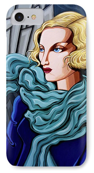 Dominique IPhone Case
