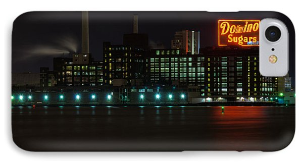Domino Sugars Wide IPhone Case
