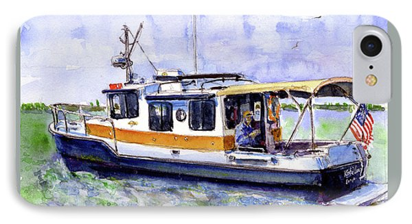 Don And Kathys Boat IPhone Case