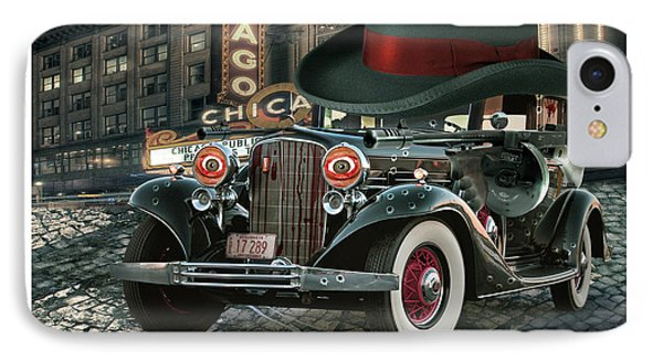 Don Cadillacchio IPhone Case