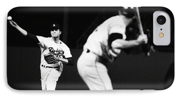 Don Drysdale (1936-1993) Phone Case by Granger
