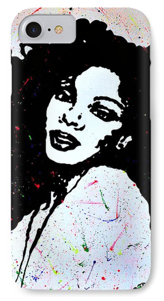 Donna Summer IPhone Case by Davids Digits