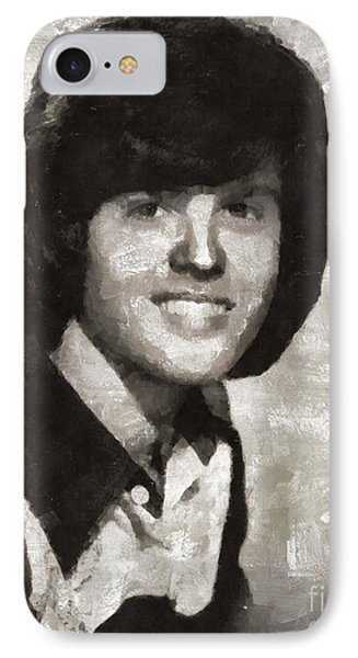 Donny Osmond, Singer IPhone Case