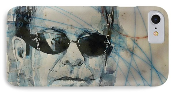 Don't Let The Sun Go Down On Me  IPhone 7 Case by Paul Lovering