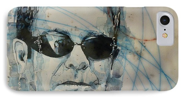 Don't Let The Sun Go Down On Me  IPhone Case by Paul Lovering