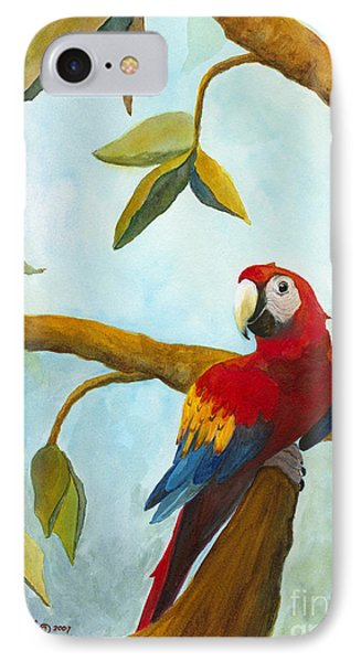 Dont Worry Be Happy IPhone Case by Phyllis Howard