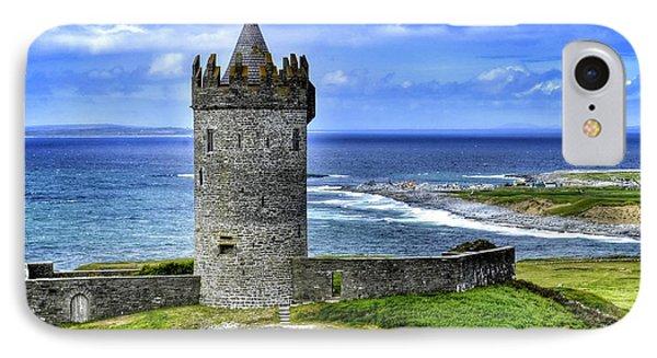 Doonagore Castle IPhone Case