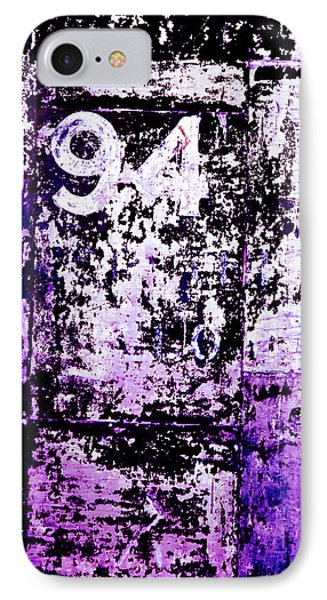 Door 94 Perception Phone Case by Bob Orsillo