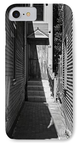 Door In An Alley IPhone Case