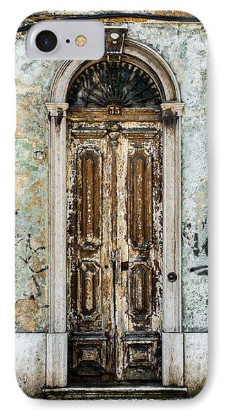 Door No 35 IPhone Case by Marco Oliveira