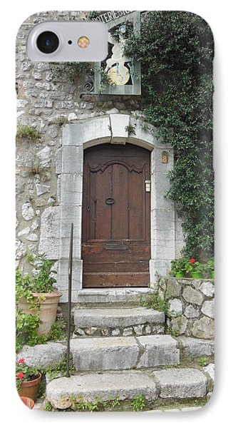 Doorway In St Paul De Vence France IPhone Case