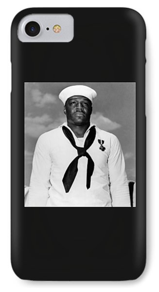 Dorie Miller Phone Case by War Is Hell Store