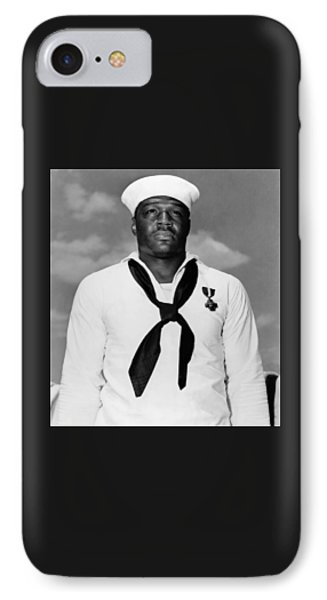 Dorie Miller IPhone Case by War Is Hell Store