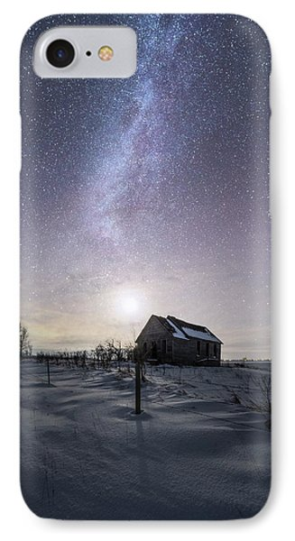 IPhone Case featuring the photograph Dormant by Aaron J Groen