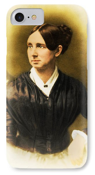 Dorothea Dix, American Reformer Phone Case by Photo Researchers
