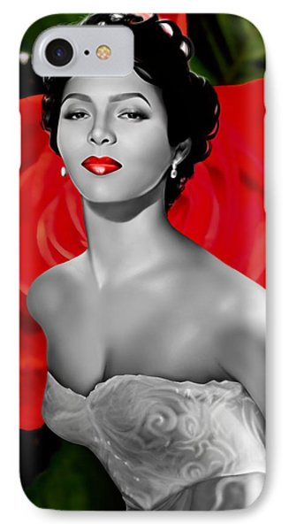Dorothy Dandridge Phone Case by Davonte Bailey