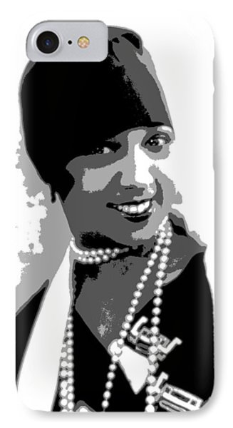Dorothy Dandridge IPhone Case by Charles Shoup