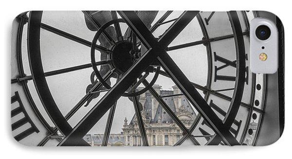 D'orsay Clock Paris IPhone 7 Case
