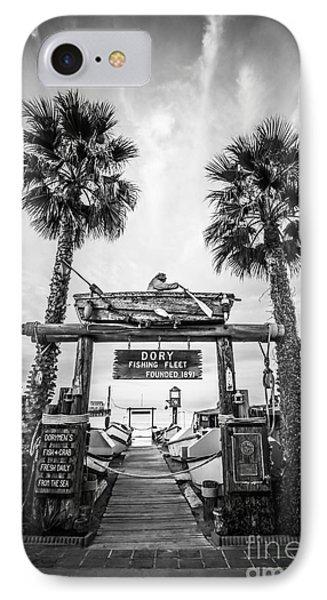 Dory Fleet Market Newport Beach Photo IPhone Case