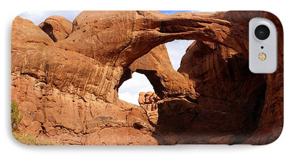 Double Arch IPhone Case by Marty Koch