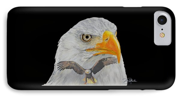 Double Eagle Phone Case by Bill Richards