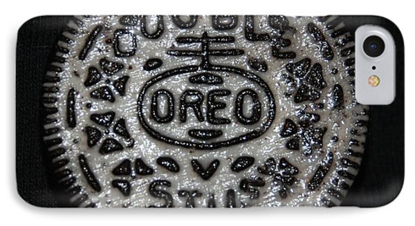 Double Stuff Oreo IPhone Case by Rob Hans