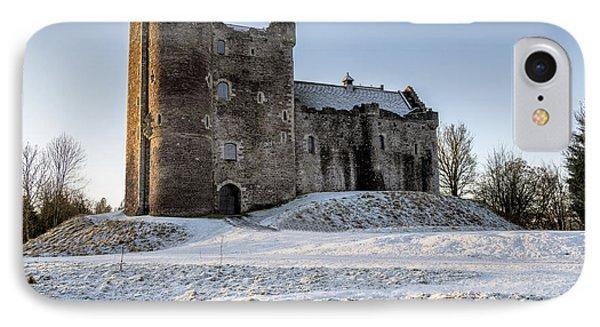 Doune Castle In Central Scotland IPhone Case
