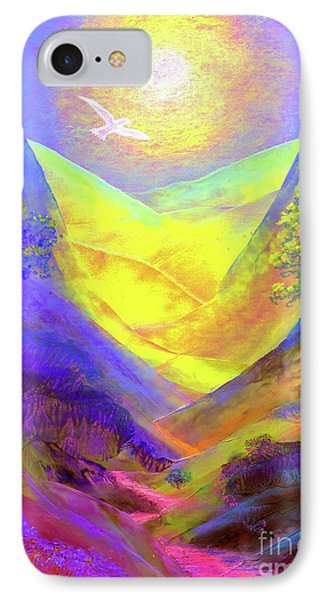Dove iPhone 7 Case - Dove Valley by Jane Small
