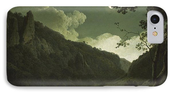 Dovedale By Moonlight IPhone Case