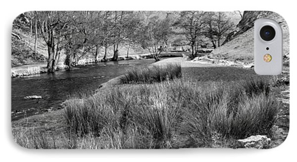 Dovedale, Peak District Uk IPhone Case
