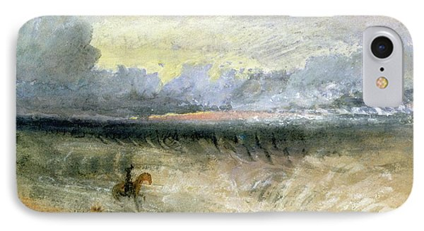 Dover  Phone Case by Joseph Mallord William Turner