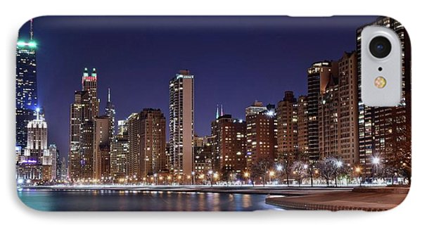 Down At The Lakefront IPhone Case by Frozen in Time Fine Art Photography
