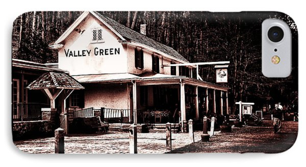 Down At Valley Green Phone Case by Bill Cannon