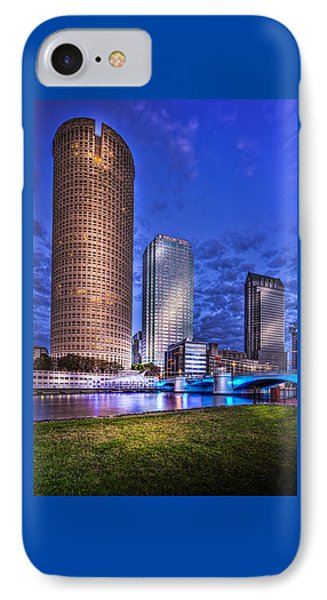 Down By The River IPhone Case by Marvin Spates