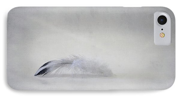 Down Feather IPhone Case by Scott Norris