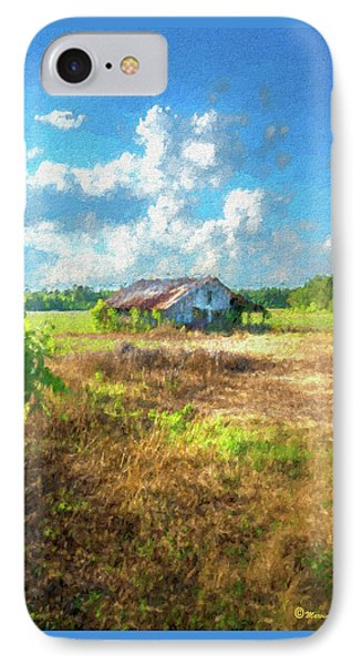 Down On The Farm IPhone Case by Marvin Spates