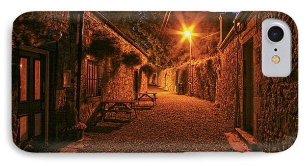 Down The Alley IPhone Case by Robert Och
