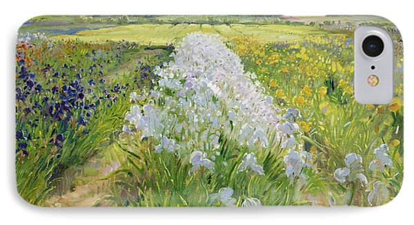 Down The Line IPhone Case by Timothy Easton