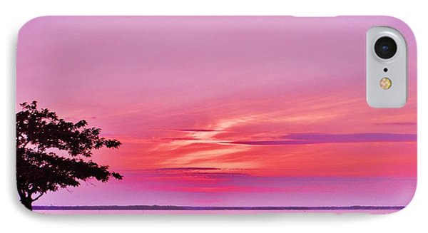 IPhone Case featuring the photograph Summer Down The Shore by Susan Carella