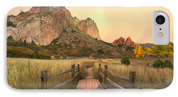 Down This Path IPhone Case by Tim Reaves