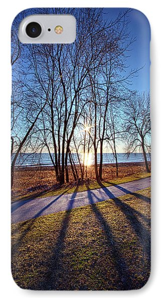 IPhone Case featuring the photograph Down This Way We Meander by Phil Koch