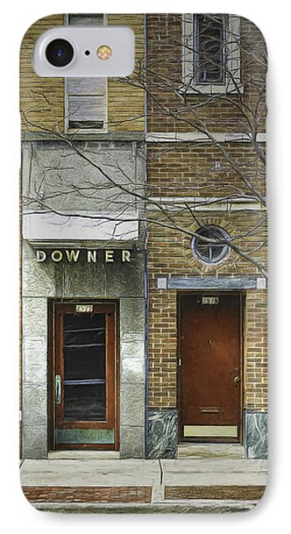 Downer IPhone Case by Scott Norris