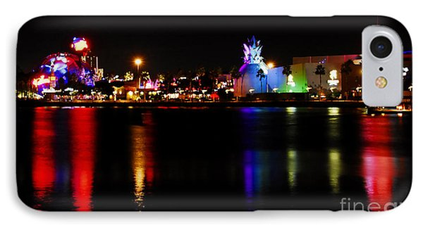 Downtown Disney  Phone Case by David Lee Thompson